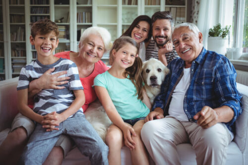 Parents and Grandparents (PGP)