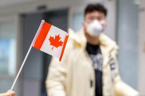 Canadian immigrants