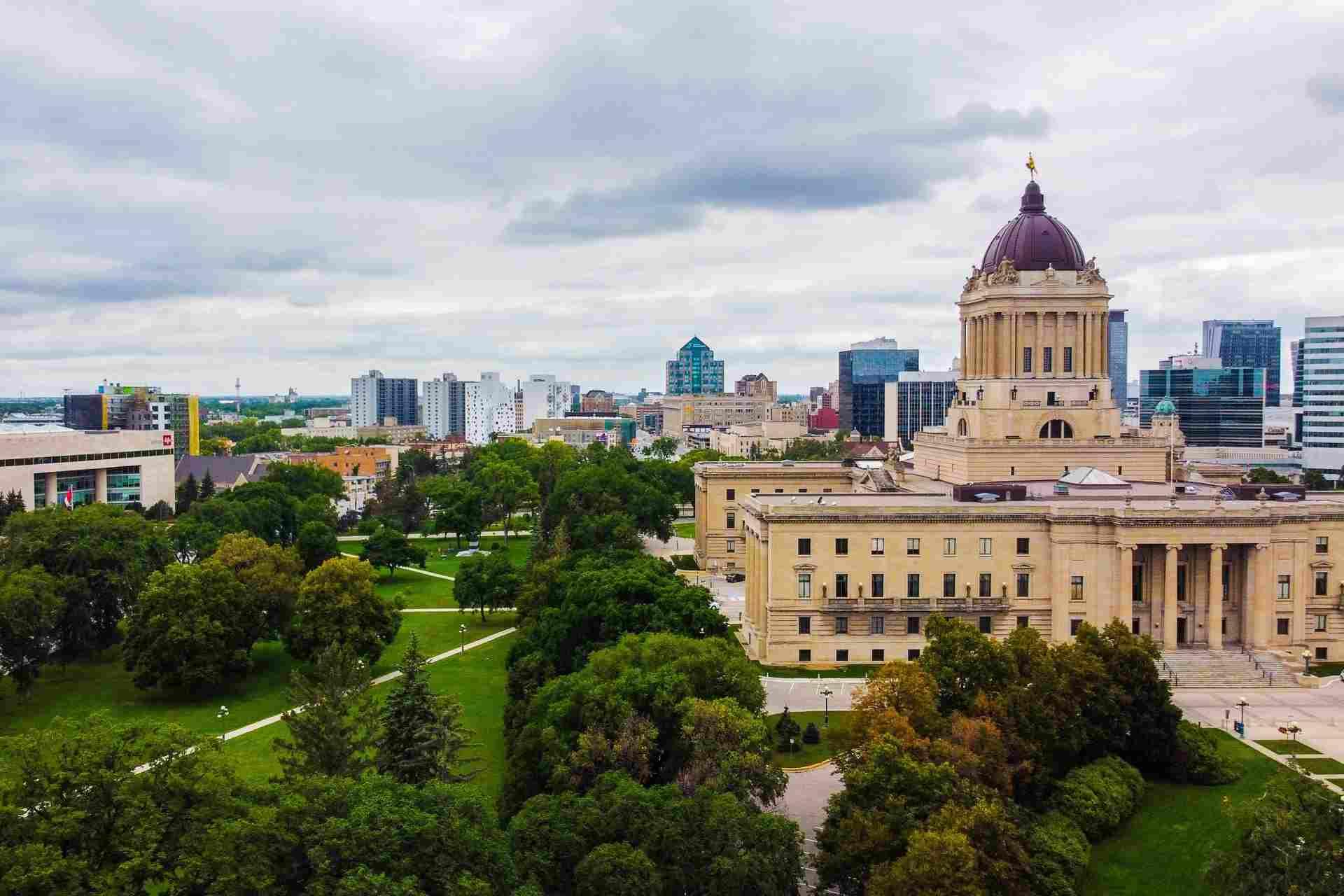 Manitoba PNP Draw