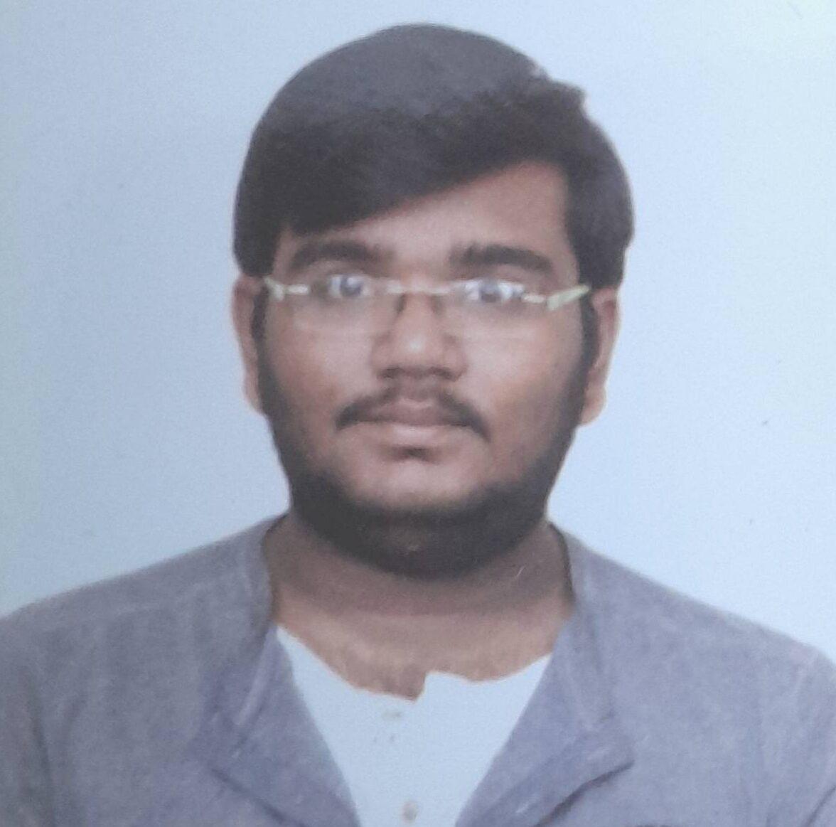 Dhyey Darshanbhai Patel